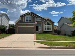 Property for sale at 7865 Chancellor Drive, Colorado Springs,  Colorado 80920