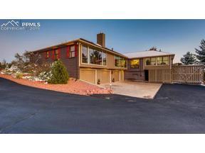 Property for sale at Colorado Springs,  Colorado 80920