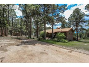 Property for sale at 410 E Stirrup Trail, Monument,  Colorado 80132