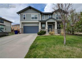 Property for sale at 11144 Indian Echo Terrace, Peyton,  Colorado 80831