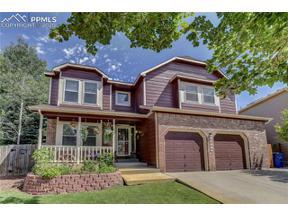 Property for sale at 6335 Peak Vista Circle, Colorado Springs,  Colorado 80918