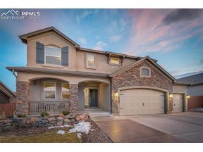 Property for sale at 12757 Mt Harvard Drive, Peyton,  Colorado 80831
