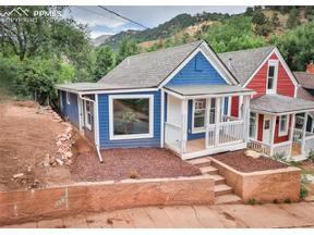 Property for sale at 4-6 Waltham Avenue, Manitou Springs,  Colorado 80829