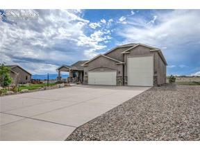 Property for sale at 9862 Rockingham Drive, Peyton,  Colorado 80831