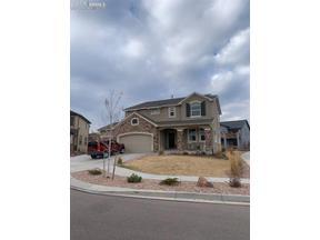 Property for sale at 9292 Stanley Park Drive, Colorado Springs,  Colorado 80924