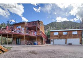 Property for sale at 9255 Picabo Road, Cascade,  Colorado 80809