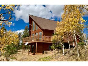 Property for sale at Divide,  Colorado 80814