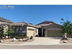 Property for sale at 5360 Mount Cutler Court, Colorado Springs,  Colorado 80924