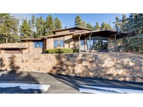 Property for sale at Woodland Park,  Colorado 80863