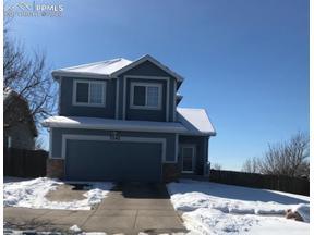 Property for sale at 7242 Arrowroot Avenue, Colorado Springs,  Colorado 80922