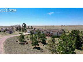Property for sale at 9715 Mulberry Road, Calhan,  Colorado 80808