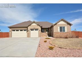 Property for sale at 10851 Glen Canyon Drive, Peyton,  Colorado 80831