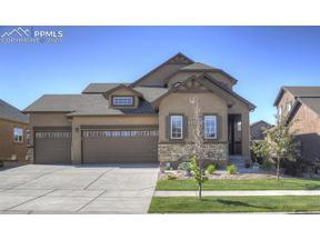 Property for sale at 5519 Sky Meadow Drive, Colorado Springs,  Colorado 80924