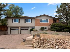 Property for sale at 1009 Sun Drive, Colorado Springs,  Colorado 80905