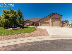 Property for sale at 11117 Pemble Court, Peyton,  Colorado 80831