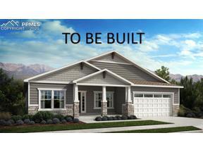 Property for sale at 6627 Tumble Creek Drive, Colorado Springs,  Colorado 80924