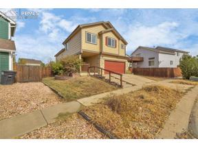 Property for sale at 5119 Weaver Drive, Colorado Springs,  Colorado 80922