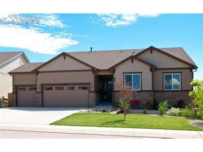 Property for sale at 10827 Mount Evans Drive, Peyton,  Colorado 80831