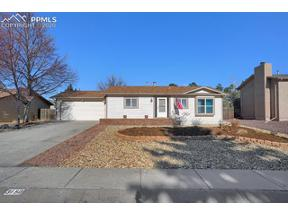 Property for sale at 3150 Mirage Drive, Colorado Springs,  Colorado 80920