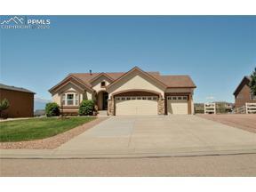 Property for sale at 9810 Carrington Drive, Peyton,  Colorado 80831