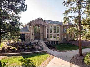 Property for sale at 16204 Pole Pine Point, Colorado Springs,  Colorado 80908
