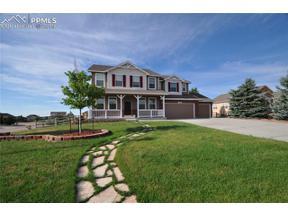 Property for sale at 11881 ROYAL PORTRUSH Court, Peyton,  Colorado 80831
