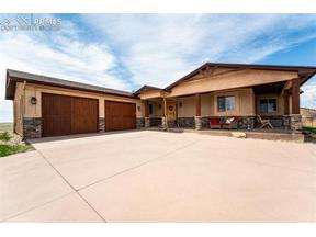 Property for sale at 4122 Peyton, Peyton,  Colorado 80831