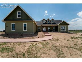 Property for sale at 10724 McKissick Road, Peyton,  Colorado 80831