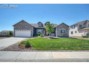 Property for sale at 12285 St Annes Road, Peyton,  Colorado 80831