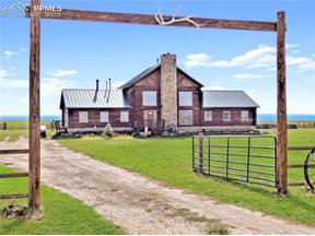 Property for sale at 3855 Bar 10 Road, Calhan,  Colorado 80808