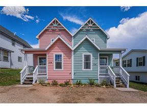 Property for sale at 136 Bison Street, Cripple Creek,  Colorado 80813