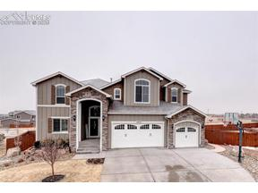 Property for sale at 10429 Holly Springs Place, Peyton,  Colorado 80831