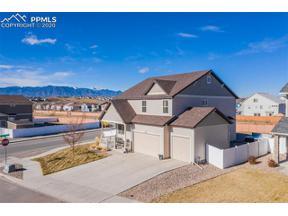 Property for sale at 9394 Castle Oaks Drive, Fountain,  Colorado 80817