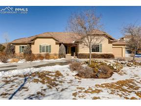 Property for sale at 9741 Pinnacle Knoll Court, Colorado Springs,  Colorado 80920