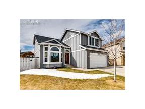 Property for sale at 3375 Brunswick Drive, Colorado Springs,  Colorado 80920