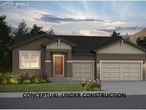 Property for sale at 10452 Mount Rosa Lane, Colorado Springs,  Colorado 80924
