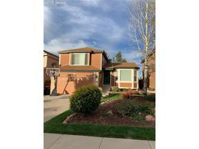 Property for sale at 8334 Wilmington Drive, Colorado Springs,  Colorado 80920