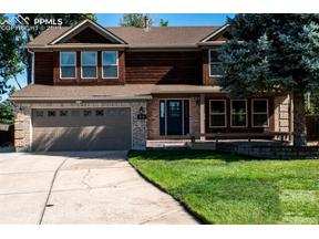 Property for sale at 8730 Westminster Drive, Colorado Springs,  Colorado 80920