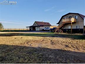 Property for sale at 39820 BIG SPRINGS Road, Rush,  Colorado 80833
