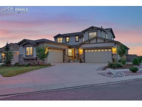 Property for sale at 5185 Castlewood Canyon Court, Colorado Springs,  Colorado 80924