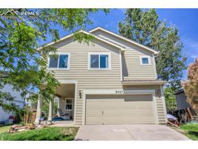 Property for sale at 5027 Sweetgrass Lane, Colorado Springs,  Colorado 80922