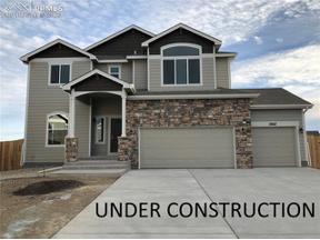 Property for sale at 9843 Fairway Glen Drive, Peyton,  Colorado 80939