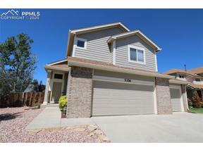 Property for sale at 5356 Belle Star Drive, Colorado Springs,  Colorado 80922