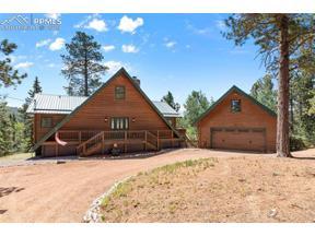 Property for sale at 134 Ridge Road, Divide,  Colorado 80814