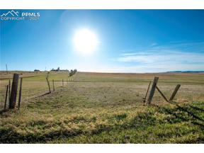 Property for sale at Calhan,  Colorado 80808