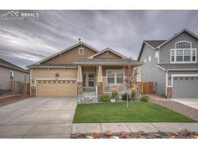 Property for sale at 7821 Wagonwood Place, Colorado Springs,  Colorado 80908