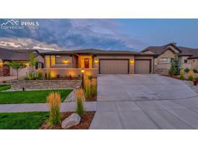 Property for sale at 4976 Alberta Falls Way, Colorado Springs,  Colorado 80924
