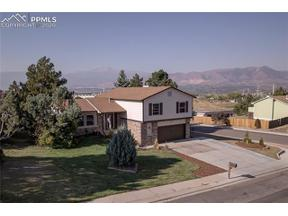 Property for sale at 2403 Legend Drive, Colorado Springs,  Colorado 80920