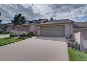 Property for sale at 2806 Tenderfoot Hill Street, Colorado Springs,  Colorado 80906