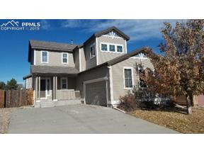 Property for sale at 6564 Andretti Court, Colorado Springs,  Colorado 80922